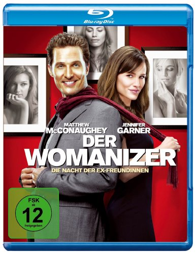 Der Womanizer [Blu-ray]