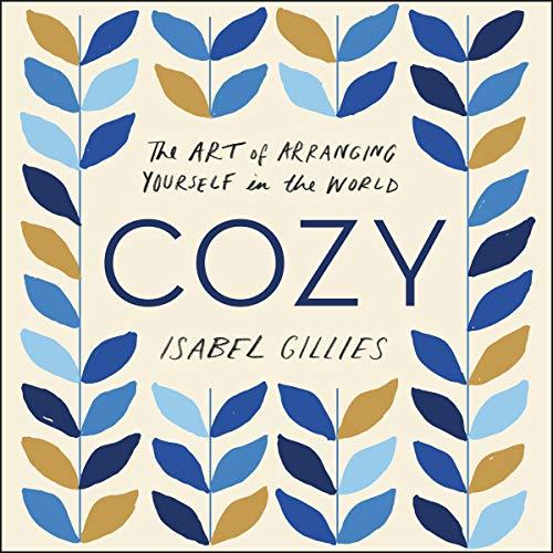 Cozy audiobook cover art