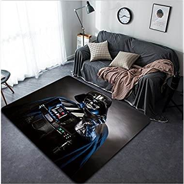 Vanfan Design Home Decorative SAN BENEDETTO DEL TRONTO ITALY MAY Half-lenght portrait of Darth Vader with grab hand Darth Vader is a fictional character of Star Wars saga Black