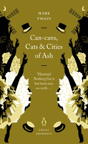 Can-Cans, Cats and Cities of Ash (Penguin Great Journeys) (English Edition)