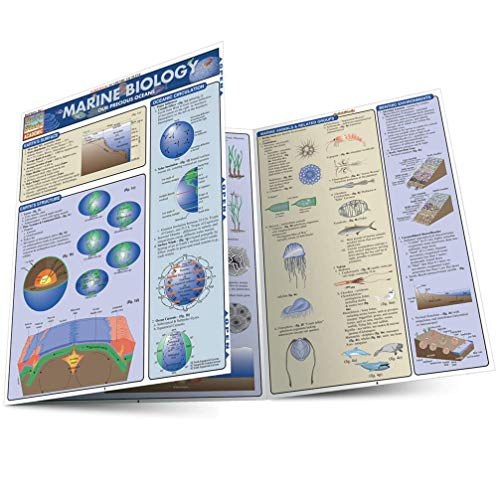 Marine Biology (Quickstudy Reference Guides - Academic)