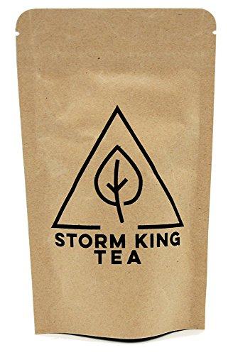 Golden Bud Yunnan Black Tea - Dian Hong, 100 grams. Loose Leaf Tea 100g Yunnan Tea (3.5oz; 3.5 oz); by Storm King Tea