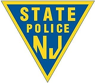 Yohoba New Jersey State Police Sticker