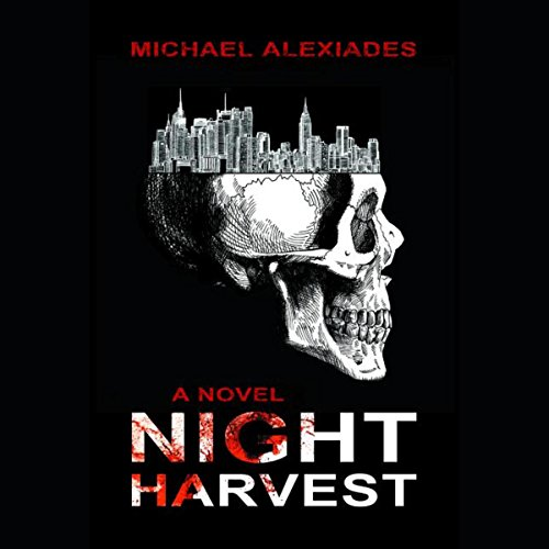 Night Harvest cover art