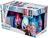 Sambro- Disney Frozen II - Juego de Bolos, Color carbón (DFR2-3017)