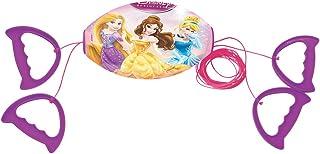 Vai e Vem Princesas Lider Brinquedos Lilás/Rosa
