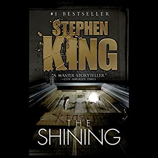 The Shining                   By:                                                                                                                                 Stephen King                               Narrated by:                                                                                                                                 Campbell Scott                      Length: 15 hrs and 50 mins     17,659 ratings     Overall 4.7