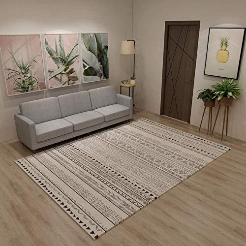 N/Z Equipo de Vida Alfombra Poliéster Dormitorio Sala de Estar Sofá Alfombra Mesa Alfombra de Yoga Alfombra de decoración Alfombra 180x280cm