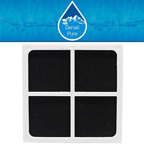 Denali Pure Paquete de 8 filtros de aire de repuesto para LG ADQ73214404 para frigorífico, compatible con LG LT120F ADQ73214404 filtro de aire para frigorífico