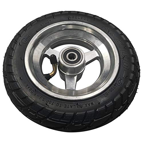 KU Syang 8X2.00-5 Tire Wheel Tire 8X2.00-5 Cubo de Rueda para Kugoo C3 S3 S2 Bicicleta EléCtrica