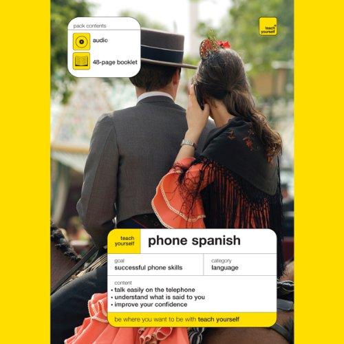 Teach Yourself Phone Spanish cover art