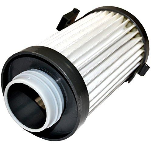 HQRP Washable Filter Works with Eureka Optima 431BX 431F 437AZ 431DX 433A 431A 431AE 431AX 431AXZ 431B 433B 433BE 433BET 437AXZ Lightweight Vacuums Coaster
