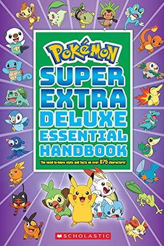 Pokémon Essential Handbook Guide