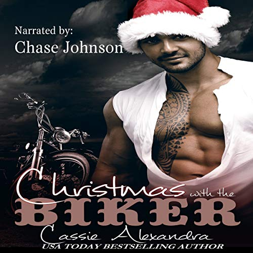 Christmas with the Biker (Bad Boy Holiday Romance) cover art