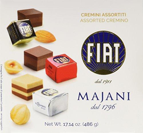Majani - Dado Fiat Mix 48 cremini assortiti - 1 scatola