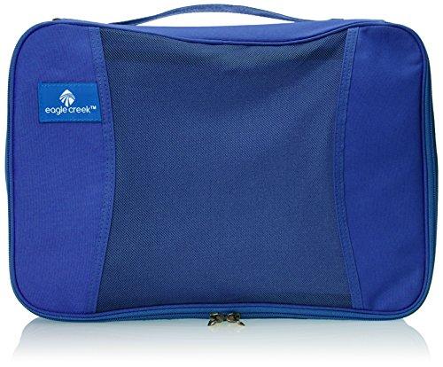 Eagle Creek Pack-It Original Half Cube, blue sea Organizer per valigie, 26 cm, 5 liters, Blu (Blue Sea)