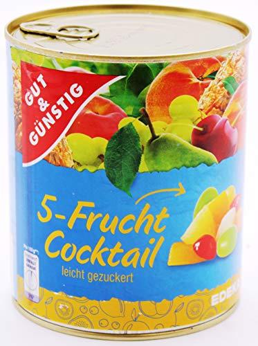 Gut & Günstig 5-FruchtCocktail