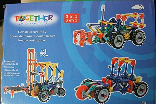 Together Building Toys Truck