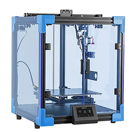 """Creality Ender 6 3D Printer 250 × 250 × 400mm Stable Core X-Y Structure with Acrylic Enclosure Faster Print Speed Branded Power Supply Ultra-Silent Mainrboard Carborundum Glass Bed 4.3"""" Touch Screen"""