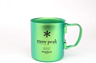 Snow Peak Titanium Double Wall 450 Mug