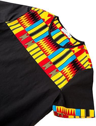 African print shirts men _image4