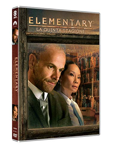 Elementary - Stagione 05 - DVD, Serie TVDVD, Serie TV