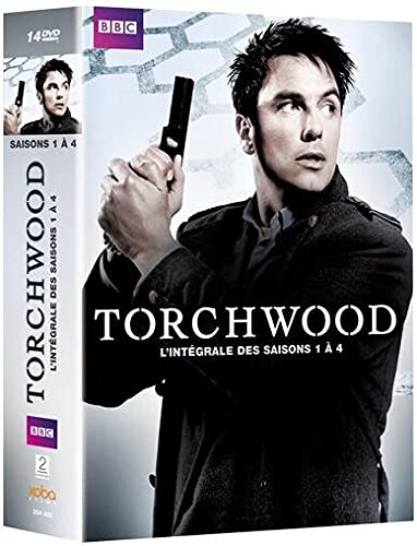 TORCHWOOD - Saisons 1 à 4