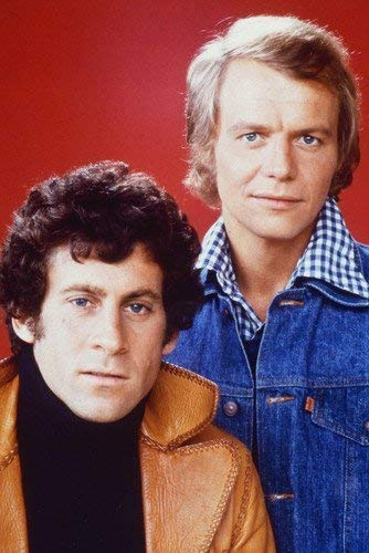 Trokomado #David #Soul #and #Paul #Michael #Glaser #in #Starsky #and #Hutch Poster Wall Art Home Decor Gifts for Lovers Painting