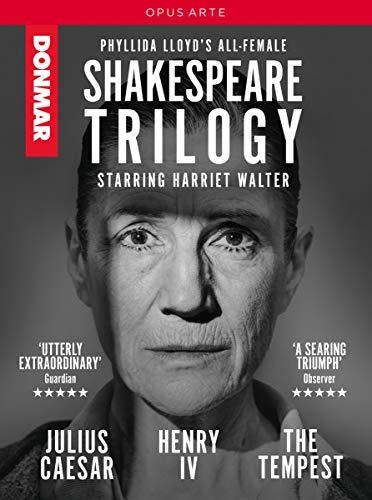 Shakespeare Trilogy [DVD]