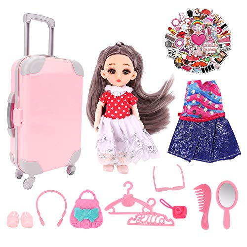 PALA PERRA Doll Suitcase, Doll T...