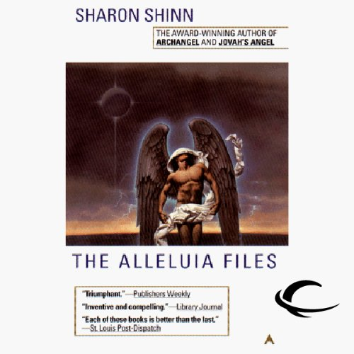 The Alleluia Files cover art