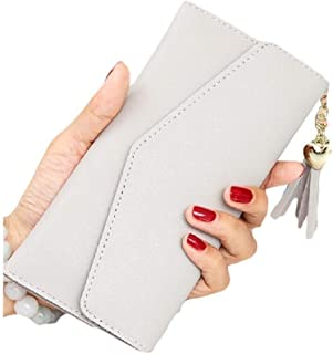 Howely Women's Large Capacity Envelope Clutch Purse