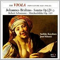 Brahms/Schumann: Die Sonaten