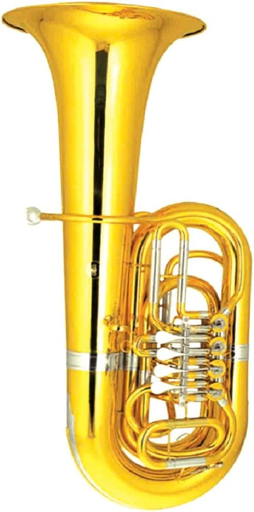 KYT Music discount Full Size Tuba 55% OFF BBb Key Rotary 4 Lacquer Cupronick Gold