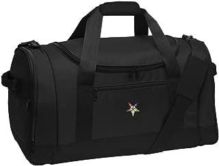 Order Of Eastern Star Active Sports Duffel Bag Black