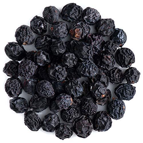 Schlehdorn Getrocknete Beeren Bio Qualität - Schlehenbeeren - Schlehen Beeren 200g