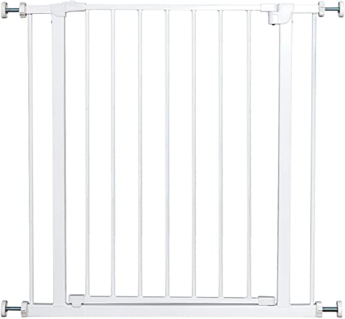 wholesale Giantex 30-inch Walk Through Safety Gate for outlet sale Dogs Pets, Fit Opening 30inch to 34inch Wide, 4 Pack Pressure sale Mount Kit, 4 Pack Wall Cups, Pets Safety Gate, Steel Pet Gate for Stairs, Doorways online