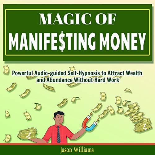 Magic of Manifesting Money cover art