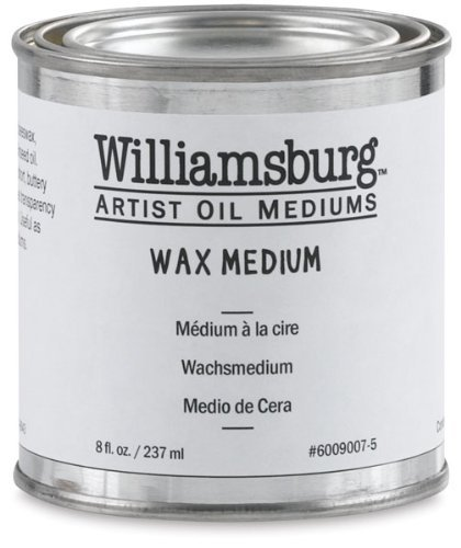 Wax Medium Capacity: 8 Oz by Williamsburg