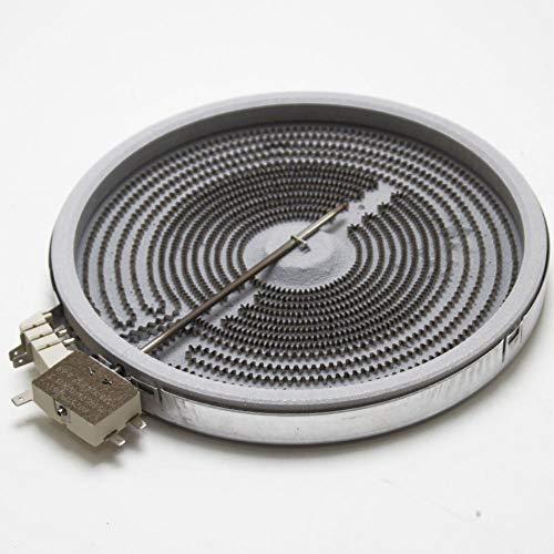 Whirlpool W10823729 Range Dual Radiant Surface Element Genuine Original Equipment Manufacturer (OEM) Part