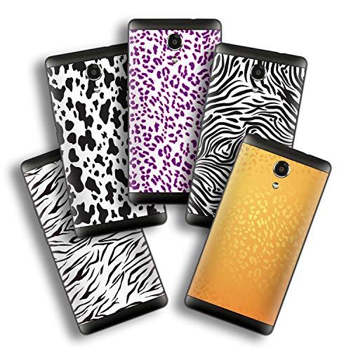 atFolix Designfolie kompatibel mit Wiko Robby, wähle Dein Lieblings-Design aus, Skin Aufkleber (Tiere)
