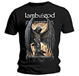 Photo de Lamb of God - T-Shirt - Homme Noir Noir - Noir - XX-Large par