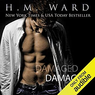 Damaged, Volume 1 audiobook cover art