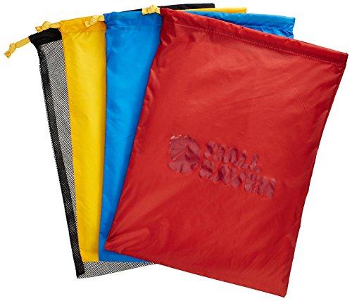 Fjällräven Packbags Aufbewahrungsbeutel Set Unisex Packbeutel, Mehrfarbig (Vivid), One Size