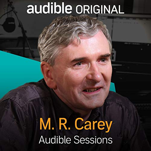 M. R. Carey audiobook cover art