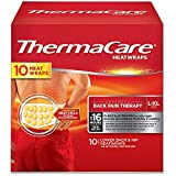 Thermacare [1311850-10c] Lower Back & Hip L/XL, 10 Air-Activated HeatWraps