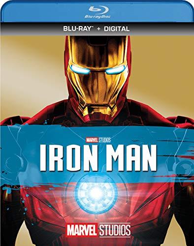 iron man 1 blu ray - 1