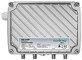 Axing BVS 14-69P CATV - Amplificatore di connessione domestica, 40 dB, approvazione Vodafone (85-1218 MHz, 5-65 MHz)