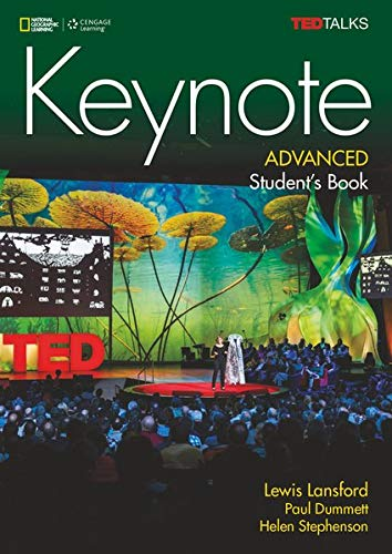 Keynote Advanced Sb With DVD Rom - British