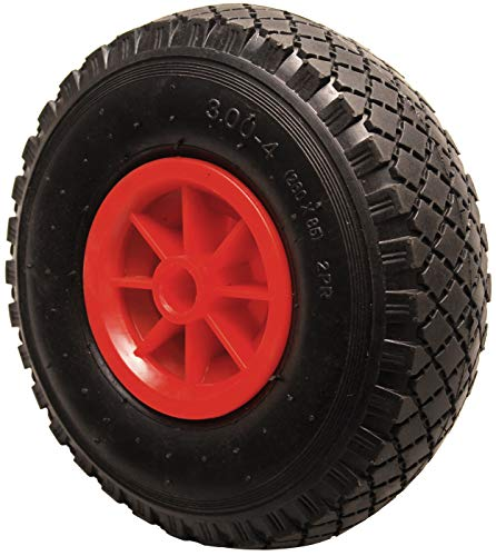BGS Diy 80950 | Luftrad | 260 mm | für Bollerwagen, Sackkarre, etc.